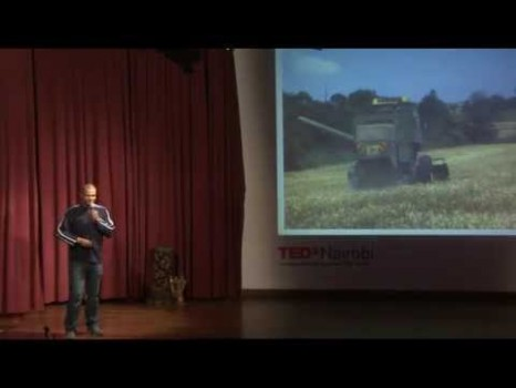 Farming to success: Alex Onyango at TEDxNairobi
