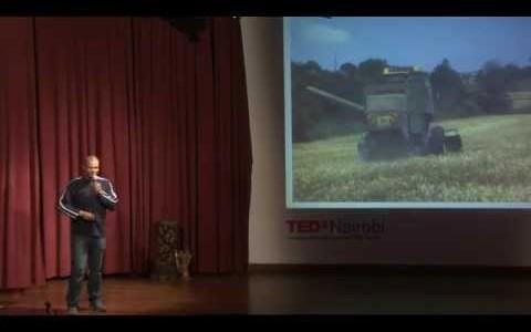 Farming to success: Alex Onyango at TEDxNairobi