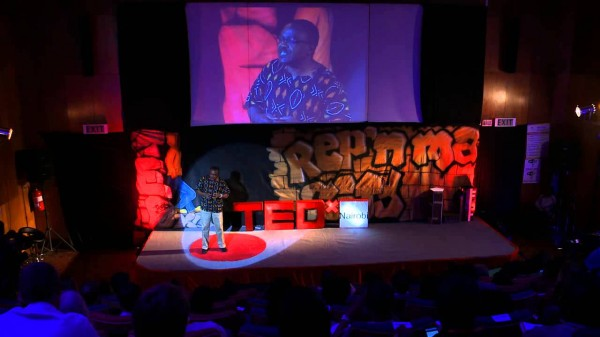 Stories, Repositories and Folklore: Aghan Odero Agan at TEDxNairobi