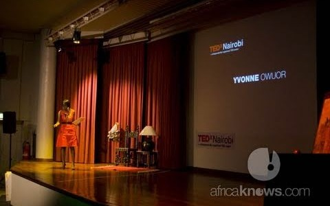 TEDxNairobi - Yvonne Owuor - Memories of Landscape