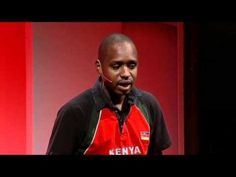 Boniface Mwangi -- Photography to rebuild a nation