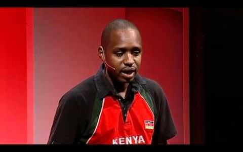 Boniface Mwangi -- Photography to rebuild a nation
