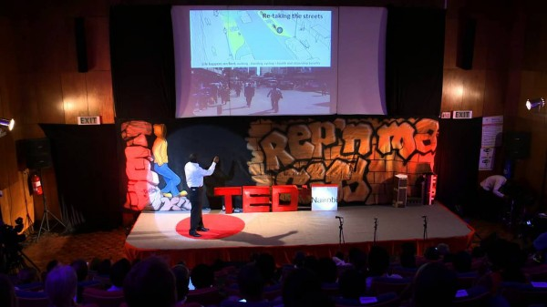 Re-imagining Cities: Alex Awiti at TEDxNairobi